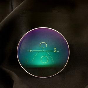 Image 2 - Lentes multifocales progresivos exteriores, lente graduada antireflectante para decoloración de la miopía, hipermetropía, Anti UV, 1,56