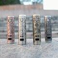 Электронные сигареты Tesla Punk 86 Вт мод Teslacigs Max 86 Вт Питание от 18650 батареи панк стиль Vape испаритель VS панк 85 Вт Ecig