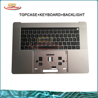 Genuine New TopCase for MacBook Pro Retina 13 A1708 with Keyboard+Backlight US Germany layout 2016 Year