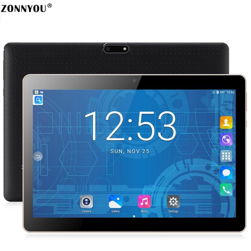 10.1-pollici Tablet PC 4 GB/32 GB Android 8.0 3G Chiamata di Telefono Dual Sim Octa core Wi-Fi Bluetooth GPS Tablet PC 10.9/10.1 + Copertina10.1-pollici Tablet PC 4 GB/32 GB Android 8.0 3G Chiamata di Telefono Dual Sim Octa core Wi-Fi Bluetooth GPS Tablet PC 10.9/10.1 + Copertina