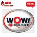 Новый WOW Wurth 5.00.8 R2 Программное Обеспечение для WOW Бесплатная Активация Без Ограничений по Времени многоязычная с Руководство По Установке Видео диагностический инструмент