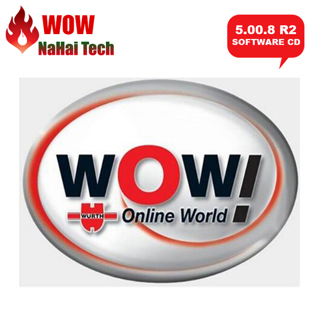wurth wow 5.00.8 r2 fr