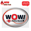 New WOW Wurth 5.00.8 R2 Software for WOW Free Activation No Time Limits Multi-language with Install Guide Video Diagnostic-tool