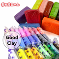 DoDoLu 300g Playdough Polymer Clay Ultra-light Plasticine 1 Color 300g , Air Dry Polymer clay Toys
