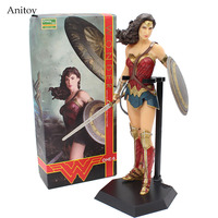 Crazy Toys Wonder Woman Action Figure 1 6 TH Scale Painted PVC Figure Collectible Toy 26cm