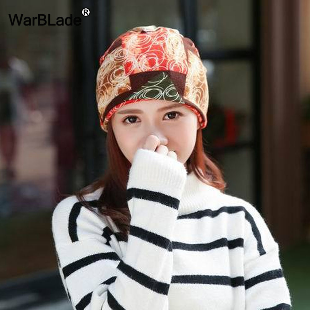 2018 New 3 Use Cap Knitted Scarf & Winter Hats for Women Letter   Beanies   Women   Skullies   girls Gorros women   Beanies   WarBLade