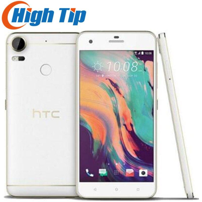 HTC Desire 10 Pro 4 GB RAM 64 GB ROM téléphone LTE Octa Core double Sim Android OS double SIM 1080 P 20MP 5.5