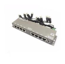 8CH HD-CVI/TVI/AHD Passive Video Balun for HD CCTV system