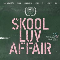 BTS  + BOOKLET SKOOL LUV AFFAIR  Release Date 2014-2-12 KPOP