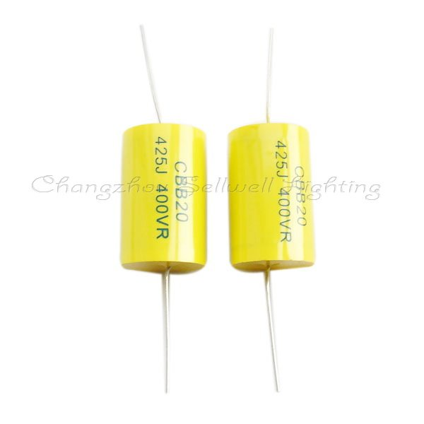 New!capacitance 425j 400v D126