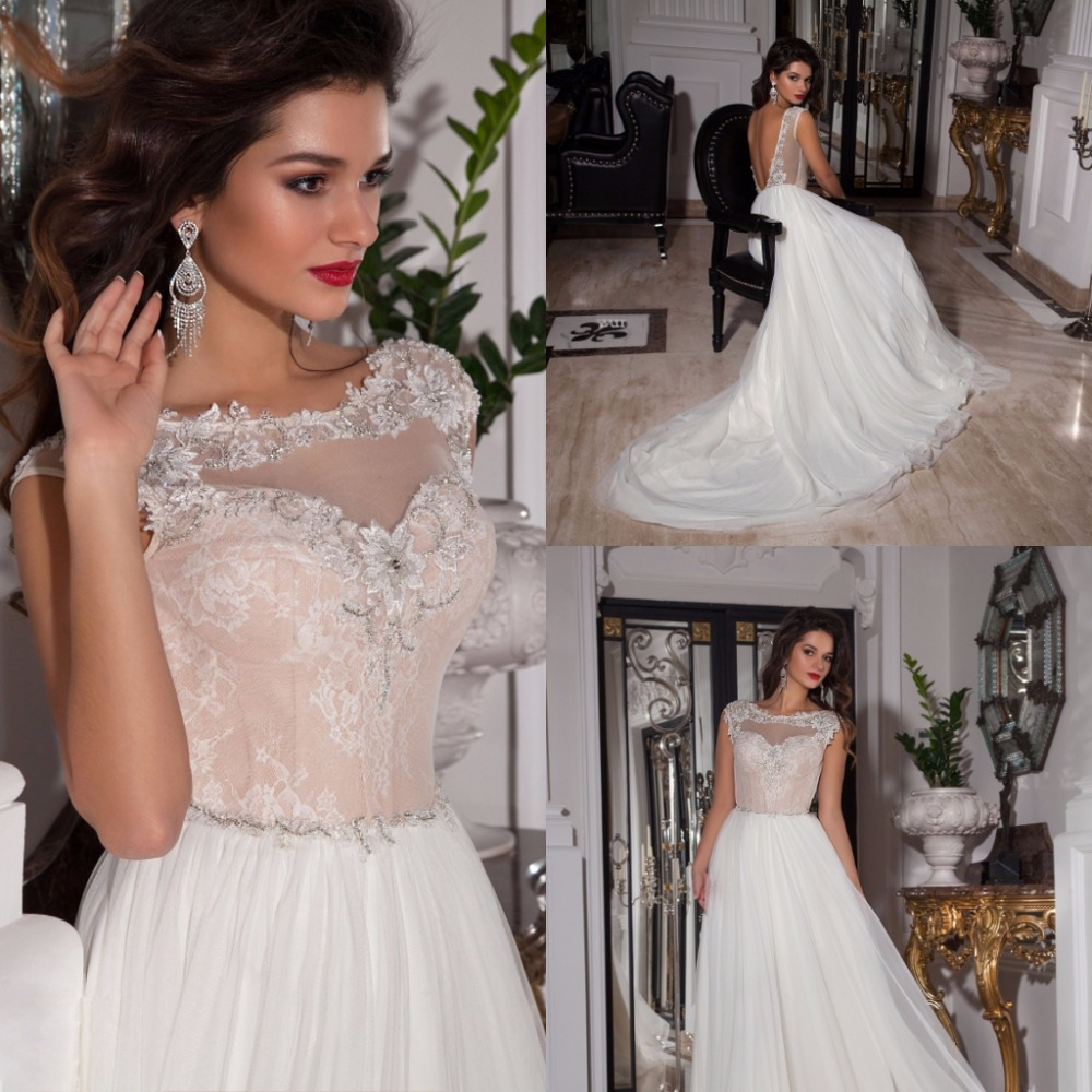 Second Hand Wedding Dresses Plus Size Gown