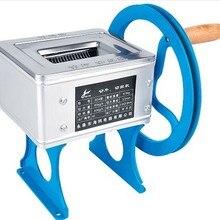 Ручной бытовой резки мяса рук ломтерезки лотоса овощерезка картофеля лук нарезки машина