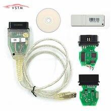 Escáner obd 2 CAN BUS + UDS + k-line S.W, versión 5.5.1, VCP, herramienta de diagnóstico de coche, 2019