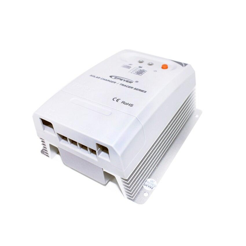 Régulateur de Charge solaire 20A MPPT traceur 2210CN 12 V 24 V régulateurs de batterie de panneaux solaires EPSOLAR WY