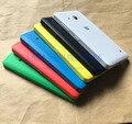 Оригинальный Новый для Nokia Lumia 550 Спинку Заднего Крышка Батарейного Отсека Корпус с Мощность Объем Кнопки Запасные Части