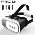 VR BOX ii 2.0 Virtual Reality 3D Glasses Google Cardboard For 3.5 - 6.0 inch Smart phone + Bluetooth Controller
