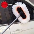 Высокое качество 1 шт. 1 шт. многофункциональный Автомобилей Duster Очистки Швабра Кисть Грязь Пыль Чистой Сс