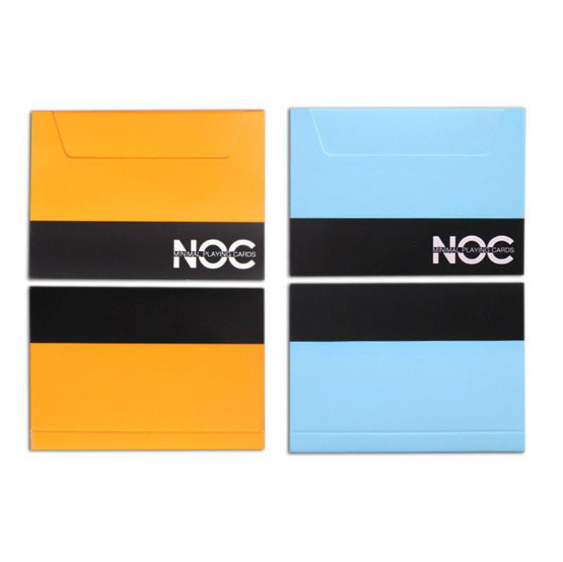 1Deck NOC SUMMER Playing Cards Magic Poker New Sealed Magia Props Fuuny Deck