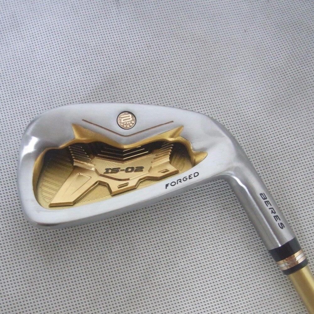 Nuevos mens golf clubs honma is-02 5 estrellas hierros hierros de golf con grafi