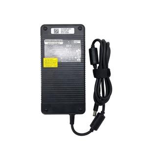 Image 2 - 330W 전원 공급 장치 19.5V 16.9A 4 홀 ADP 330AB 노트북 어댑터 MSI GT80 GT83VR GT73V 용 Dell Alienware X711 게임용 충전기