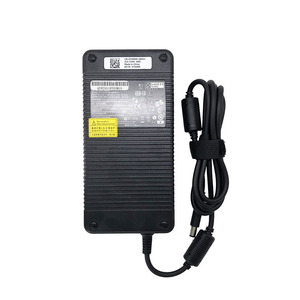 Image 2 - 330W Power Supply 19.5V 16.9A 4 holes ADP 330AB Laptop Adapter for MSI GT80 GT83VR GT73V for Dell Alienware X711 Gaming Charger