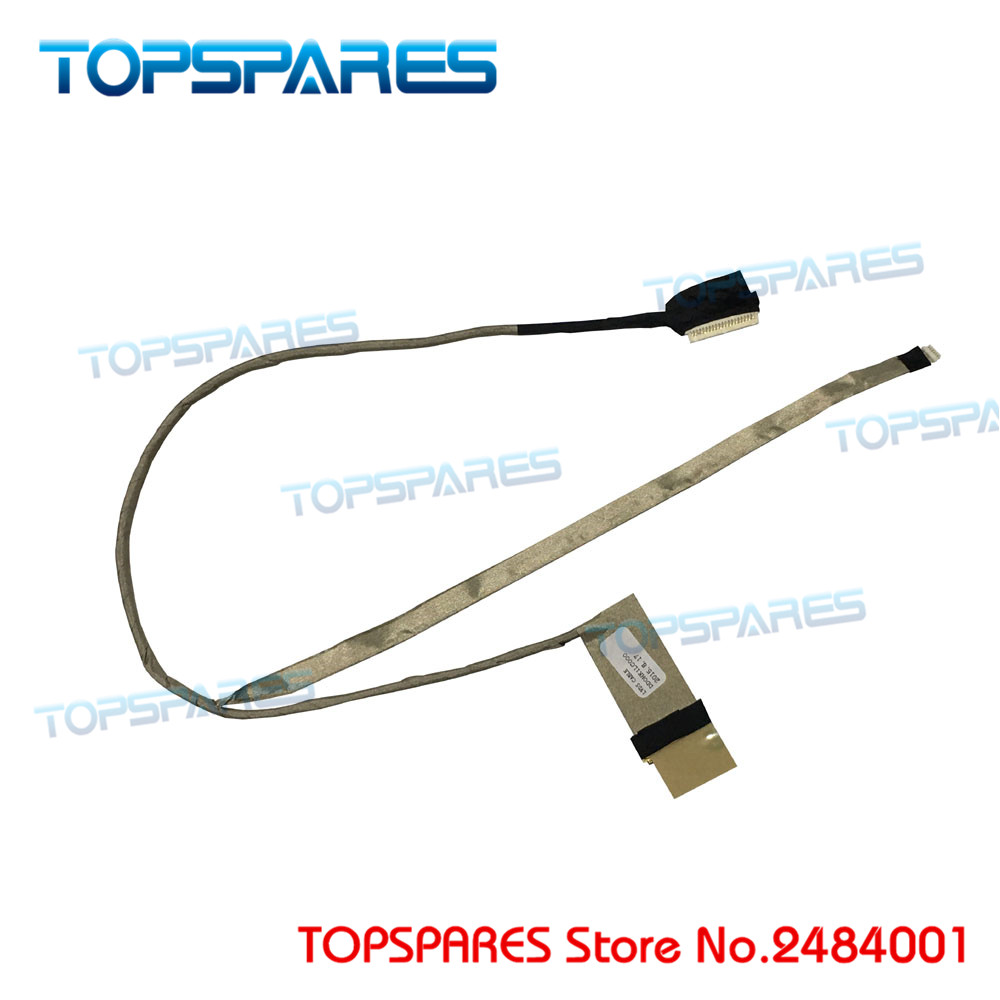 NEW LAPTOP LCD CABLE For Vaio VPCEH VPC-EH VPC EH VPCEH35FM VPCEH14FM 71911M DD0HK1LC000 display cable vaio vpc eh2m1r w купить