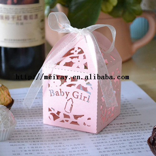 Personalized Candy Boxbaby Shower Favors Decorationssweet Box For