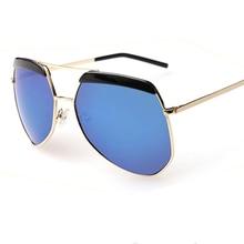 Fasshion Unisex Women Men Fashion Polygon Colored Color Explosion Polarized Sunglasses Sun Glasses Summer Shades Eyeglasses
