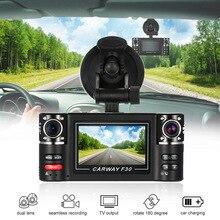 Best Buy Car Camera 2.7″ TFT LCD HD 1080P Car DVR Dual Camera Dash Cam Rotated Driving Digital Video Recorder Night Vision Camcorder