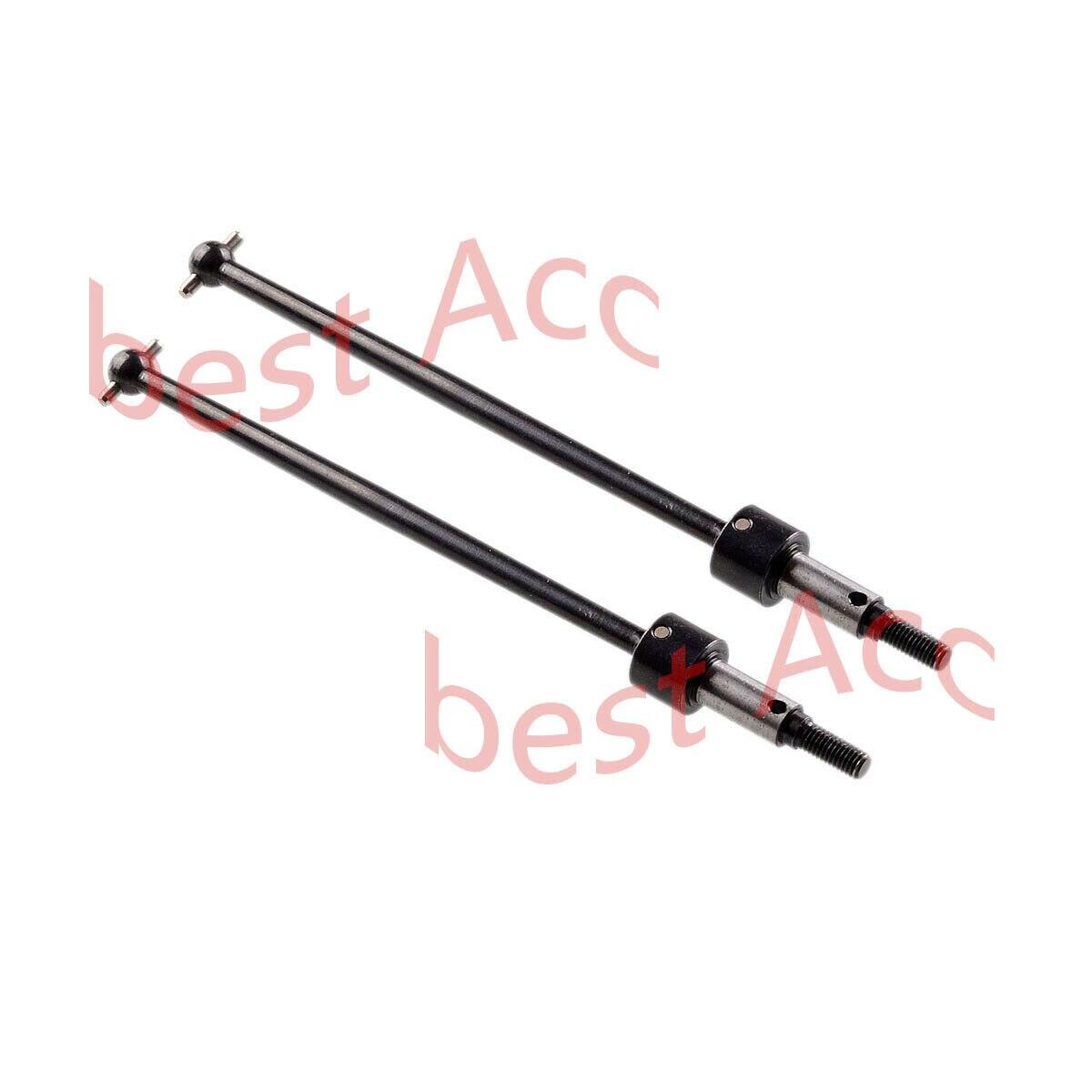 Rear Aluminum 98mm Shock Absorber w//4mm shaft For HPI SAVAGE XS FLUX 2P Front