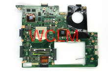 free shipping NEW brand original N76VZ N76V laptop motherboard MAIN BOARD GT650M 2G graphics card N13P-GT-A2 100% Tested