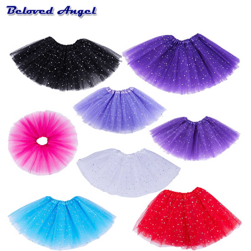 0b372d3c9 Detail Feedback Questions about Baby Girls Tutu Skirt Fluffy Children  Ballet Kids Pettiskirt Baby Girl Skirts Princess Tulle Party Dance Skirts  For Girls 2T ...