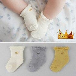 0 2 years old baby girls boys crown winter thicken socks socks meias calcetines chaussette bebes.jpg 250x250