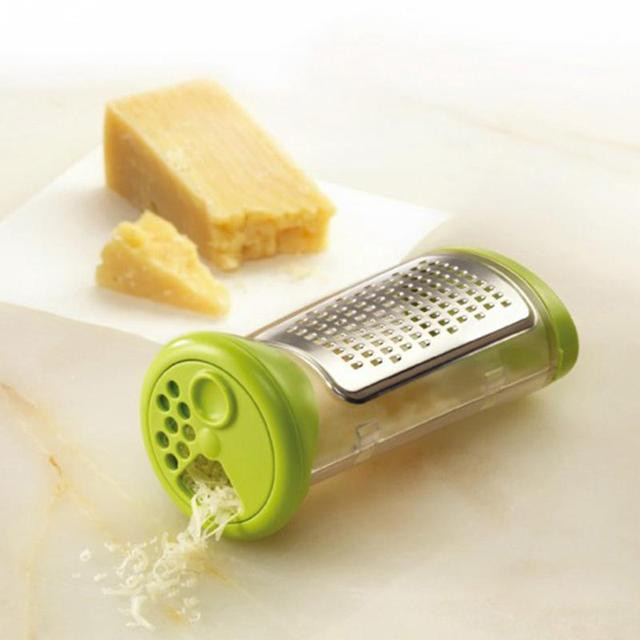 Universal Round Grater with Mill
