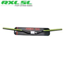 RXL SL PRO Fibra de Carbono Total MTB Bicicleta Elevación Del Manillar Manillar De Bicicleta de Montaña 3 K 31.8*580/600/620/640/660/680/700/720/740mm