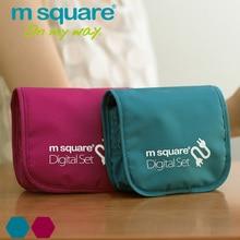 M Quadrat Reise Stroage Tasche Für Energienbank Speicher Organizer Mithelfer Lagerung Abdeckung