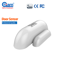 NEO COOLCAM Wireless Z Wave Smart Sensor Door Window Sensor Compatible System With Z Wave Home