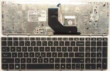 Teclado Inglés para ordenador portátil HP EliteBook, 8560p, 8570P, 8560B, 6560b, 6565b