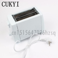 CUKYI 2 slices High Quality Toaster Breakfast baking Bread Machine Full Automatic Toaster Oven Home Appliances Mini Oven