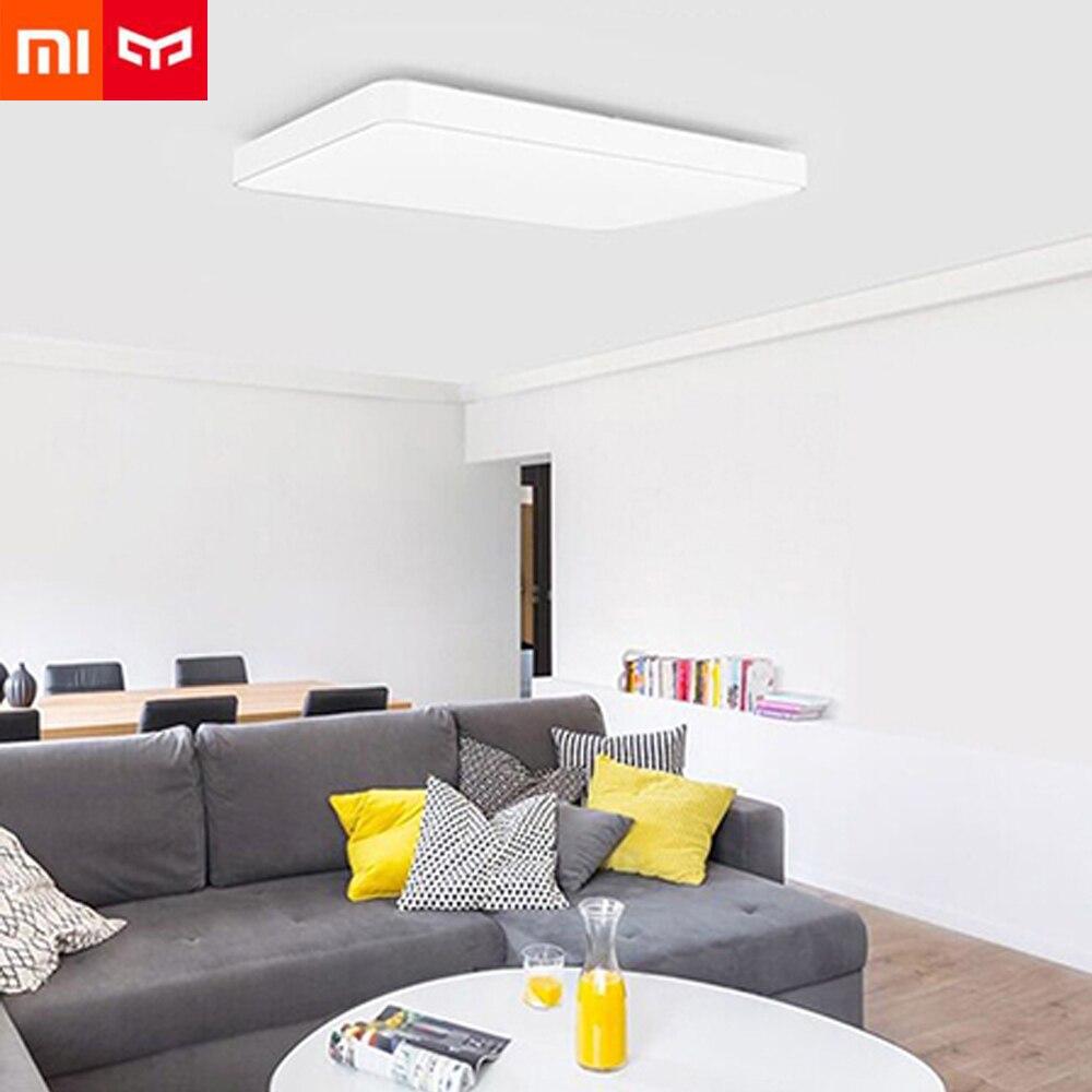 Original Xiaomi Yeelight Lâmpada Do Teto LEVOU Pro Luz Ra95 Controle de Apoio APP do Google Voice Controle Alexa Para Sala de estar