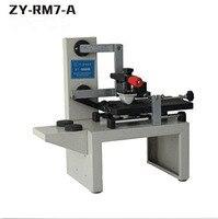 ZY RM7 A Desktop Handle Manual Pad Printer Printing Machine Move Ink Printing Machine Pad Printing Machine