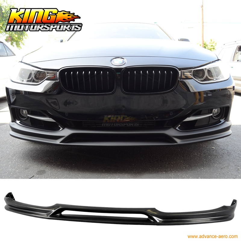 For 2012 2015 13 14 Bmw F30 3 Series 3d Style Pu Poly Urethane Front