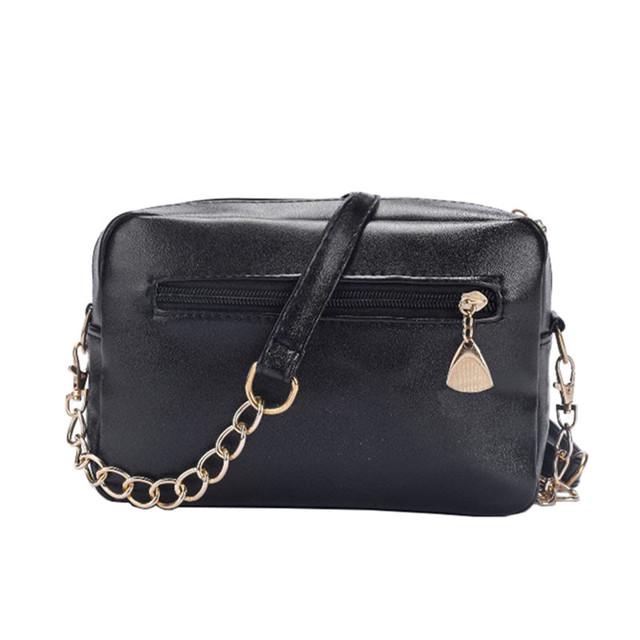 Shoulder Bag with Rhinestone