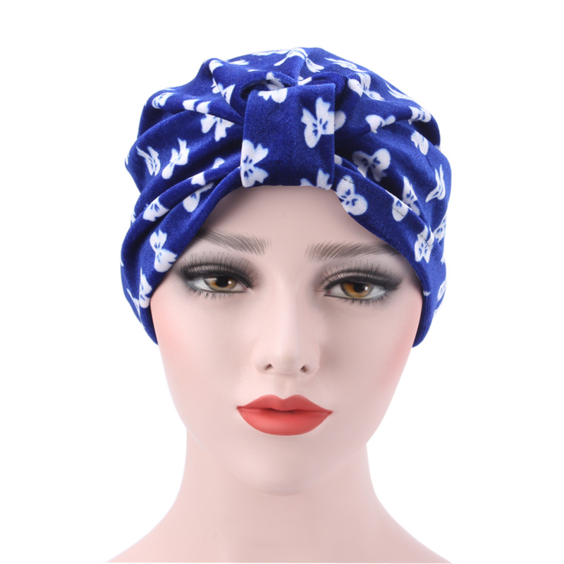 Women's Hat 2017 Autumn Winter Western Style Street Shoot New Style Bow Scarf Cap Velvet Muslims Beanies Pregnant Female Hat zea rtm0911 1 children s panda style super soft autumn winter wear cap scarf set blue