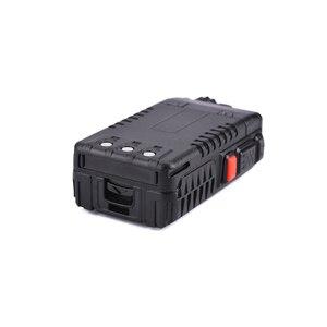 Image 3 - Baofeng UV 3R + usb充電器ミニトランシーバーuv 3Rプラス子供2ウェイラジオUV3R + vhf uhfラジオcomunicadorトランシーバー トランシーバーamador