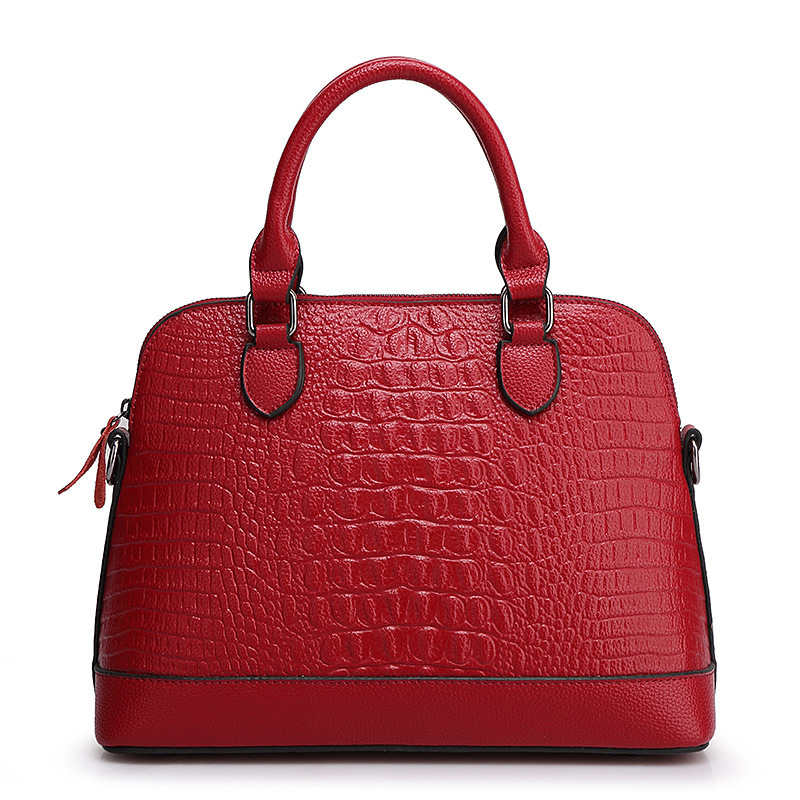 2017 new fashion casual crocodile skin ladies handbag ladies bag shoulder leather bag yuanyu new 2017 new hot free shipping crocodile women handbag single shoulder bag thailand crocodile leather bag shell package