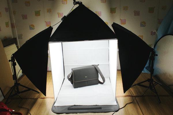 Adearstudio Çantalar kamera aksesuarları foto qutusu 60cm studiya - Kamera və foto - Fotoqrafiya 5