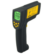 Wholesale prices AR862D+ Digital IR Laser Point Gun non contact Infrared Thermometer -50 ~ 1000C(-58 ~ 1832F ) AR862D+ infrared thermometer