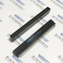 10 pcs S 86M 2.54 5 86 p S 98M 2.54 5 98 p S 100M 2.54 5 100 p S 128M 2.54 5 128 p goldfinger 슬롯 에지 커넥터 슬롯
