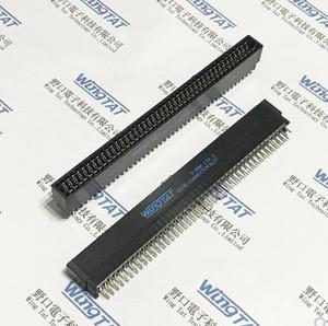 Image 1 - 10PCS S 86M 2.54 5 86P  S 98M 2.54 5 98P S 100M 2.54 5 100P  S 128M 2.54 5 128P Goldfinger slot EDGE CONNECTOR SLOT